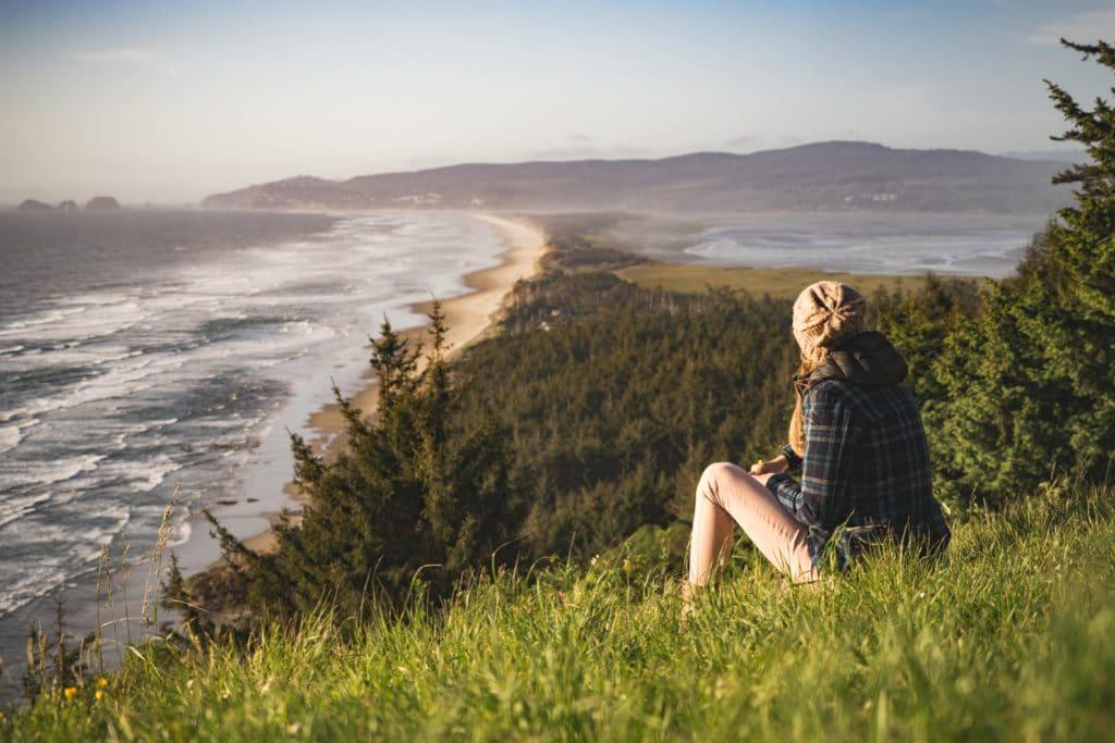 Rechercher un endroit calme pour pratiquer le palming