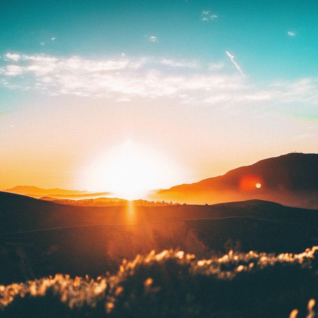 Le soleil pour la santé de nos yeux : sunning